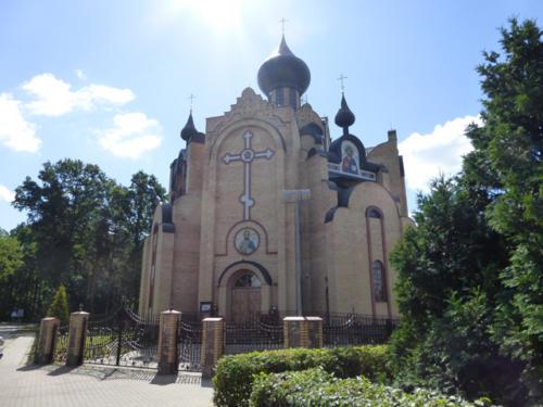 Cerkiew Narodzenia Św. Jana Chrzciciela w Hajnówce