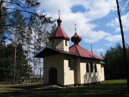Cerkiew Św. Proroka Eliasza w Nowej Łuce (Parafia Lewkowo Stare)