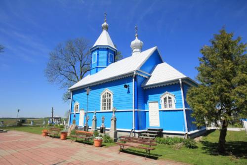 Cerkiew Św Anny w Starym Korninie (Parafia Stary Kornin)