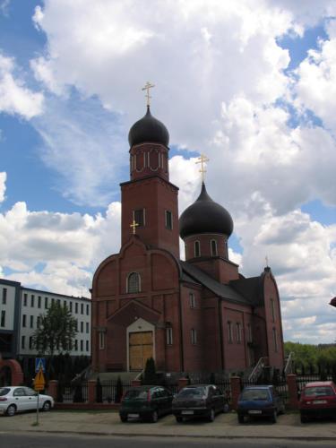 Cerkiew Św. Dymitra w Hajnówce