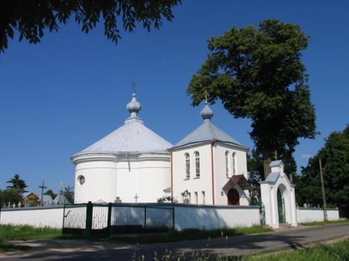 Cerkiew Św. Jerzego w Siemianówce