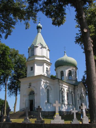 Cerkiew Św. Mikołaja w Narewce