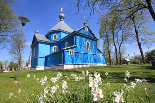 Cerkiew Św. Archanioła Michała w Starym Korninie