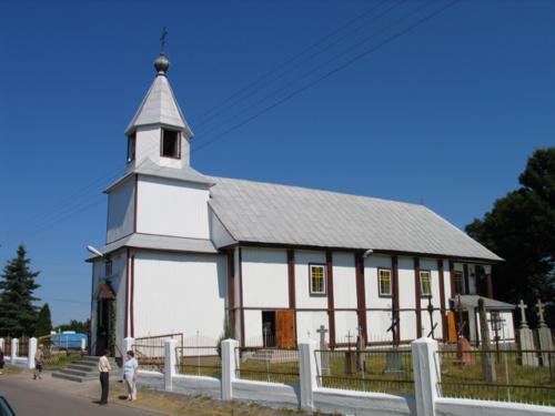 Cerkiew Śww. ap. Piotra i Pawła w Lewkowie Starym
