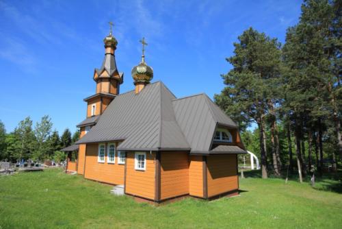 Cerkiew Wniebowstąpienia Pańskiego w Orzeszkowie