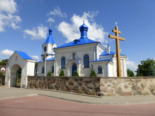 Cerkiew Zaśnięcia NMP w Dubinach