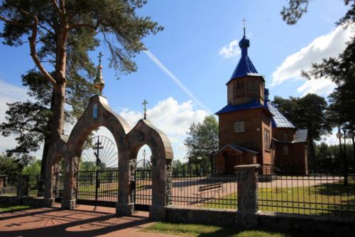 Cerkiew Św. Antoniego Pieczerskiego w Kuraszewie