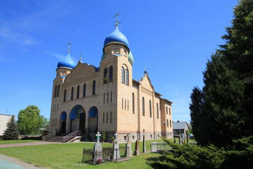 Cerkiew Zaśnięcia NMP w Czyżach