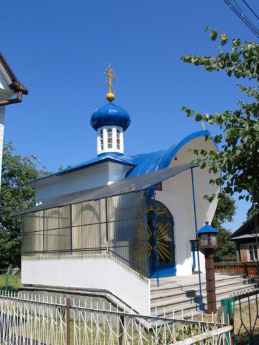 kaplica Kazańskiej Ikony Matki Bożej w Hajnówce (Parafia Św. Dymitra - Hajnówka)