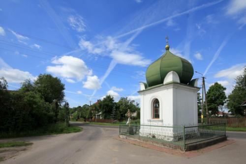 kaplica Św. Aleksandra Newskiego w Nowoberozowie (Parafia Nowoberezowo)