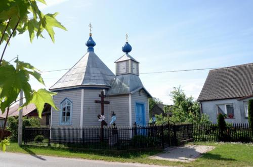 kaplica Św. Aleksego w Kojłach (Parafia Czyże)