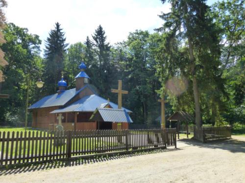 kaplica Śww. braci Machabeuszy na Krynoczce (Parafia Dubiny)