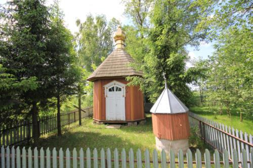 kaplica  Śww. braci Machabeuszy w Nowoberozowie (Parafia Nowoberezowo)