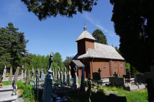 kaplica cmentarna Śww. Kosmy i Damiana w Czyżach (Parafia Czyże)